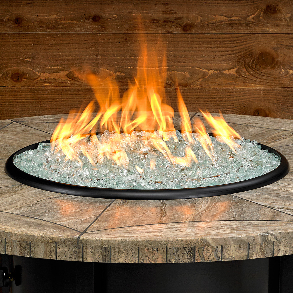 Carmel Series Outdoor Gas Fire Pit Table Picture 8