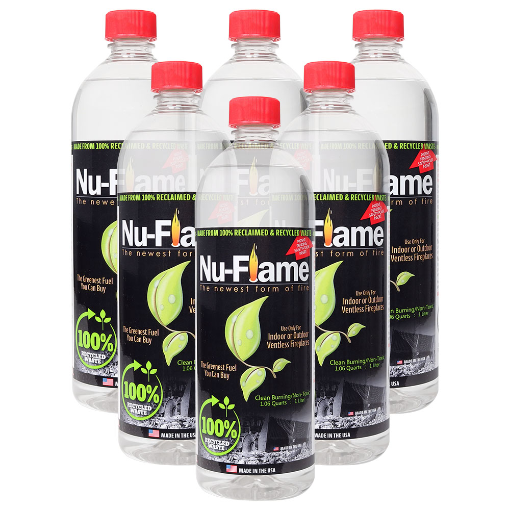 Nu Flame Bio Ethanol Fuel Pack Picture 872
