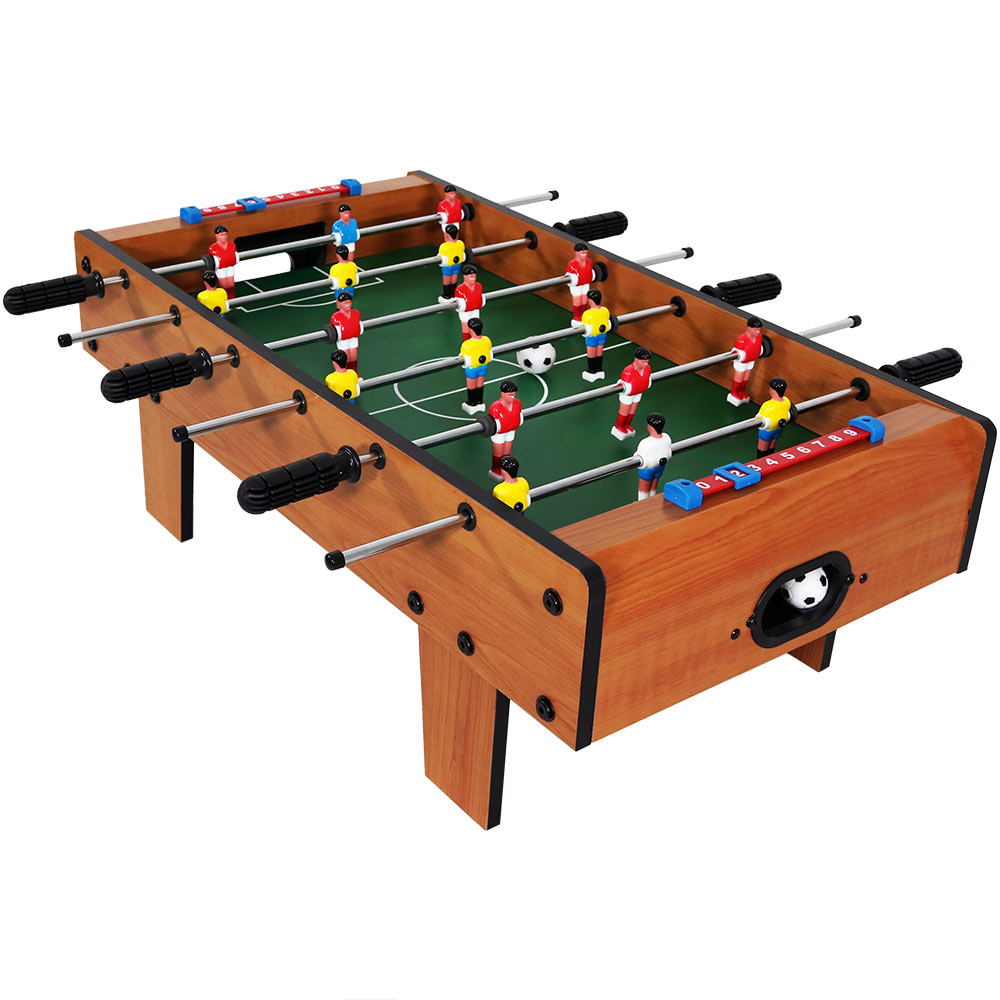Sunnydaze Tabletop Foosball Table Game Picture 794