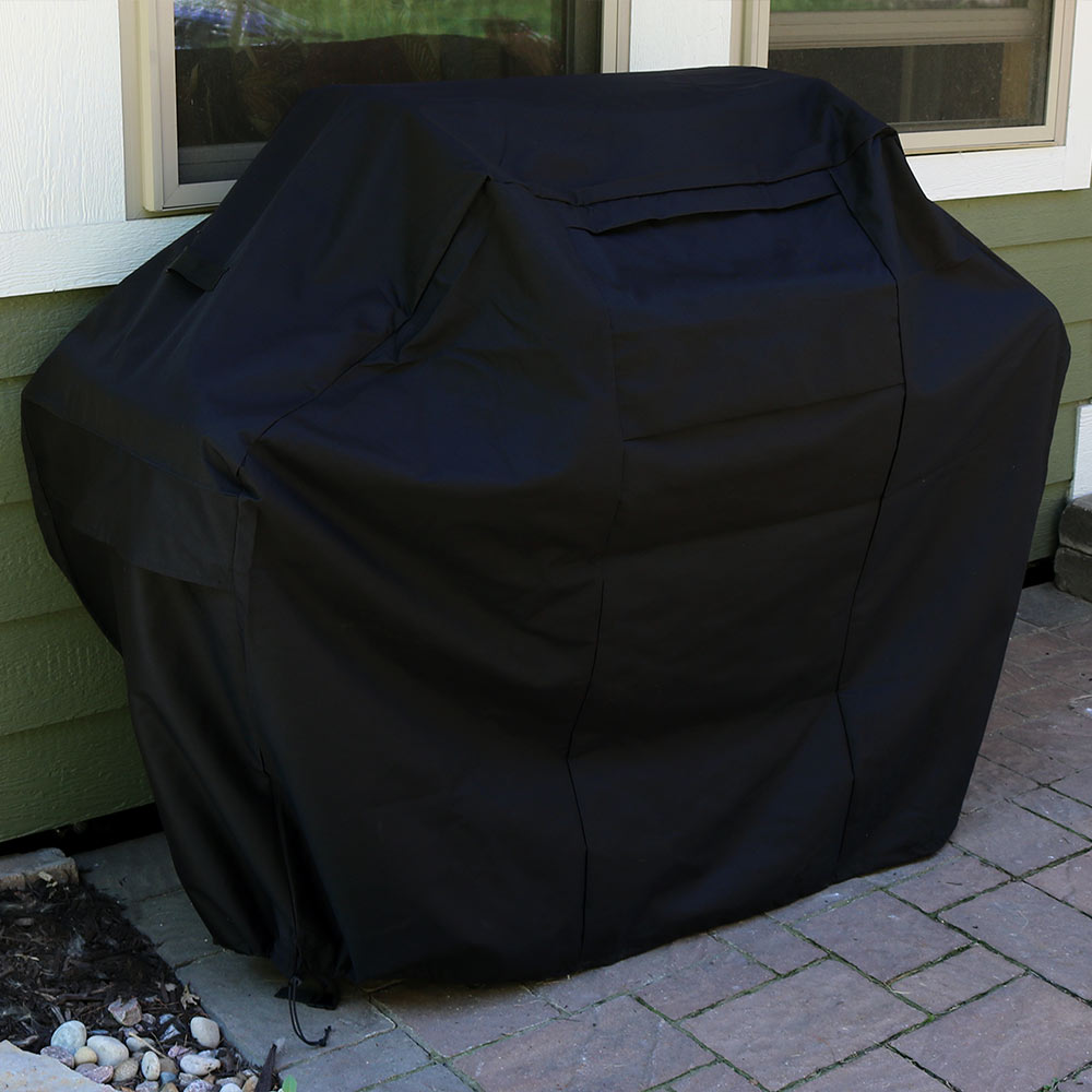 Sunnydaze Heavy Duty D Polyester Waterproof Bbq Grill Cover Picture 970