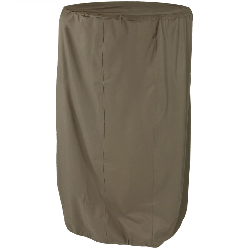 Sunnydaze Khaki Outdoor Water Fountain Cover Diameter Tall Image 68