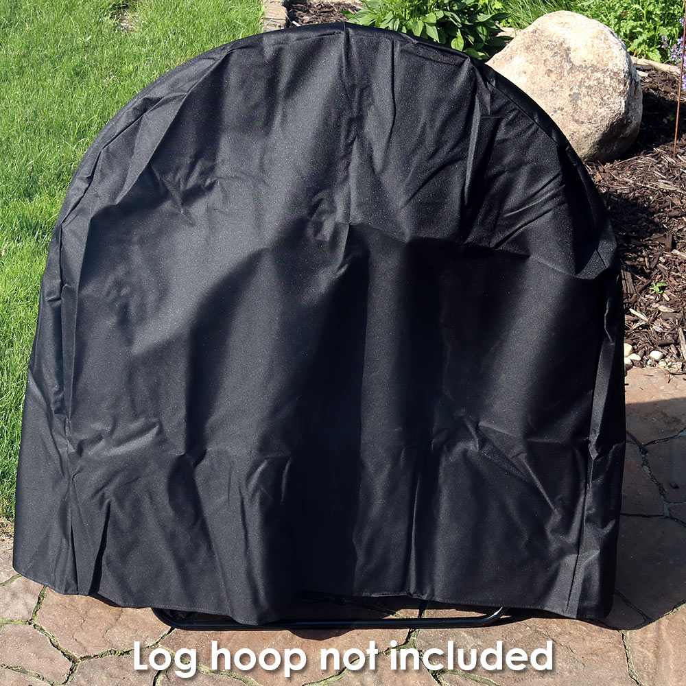 Sunndyaze Firewood Log Hoop Cover Only Photo