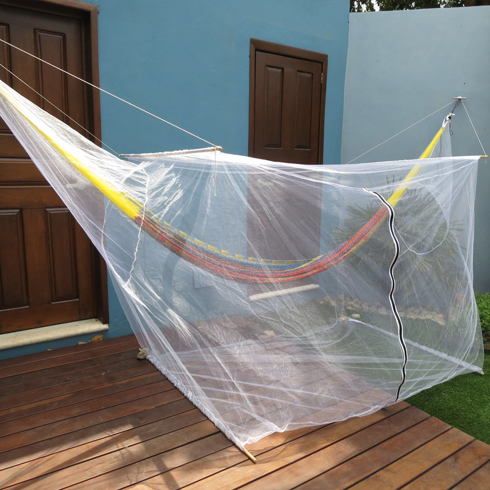 Sunnydaze Extra Large Hammock Mosquito Net Long Wide Picture 969