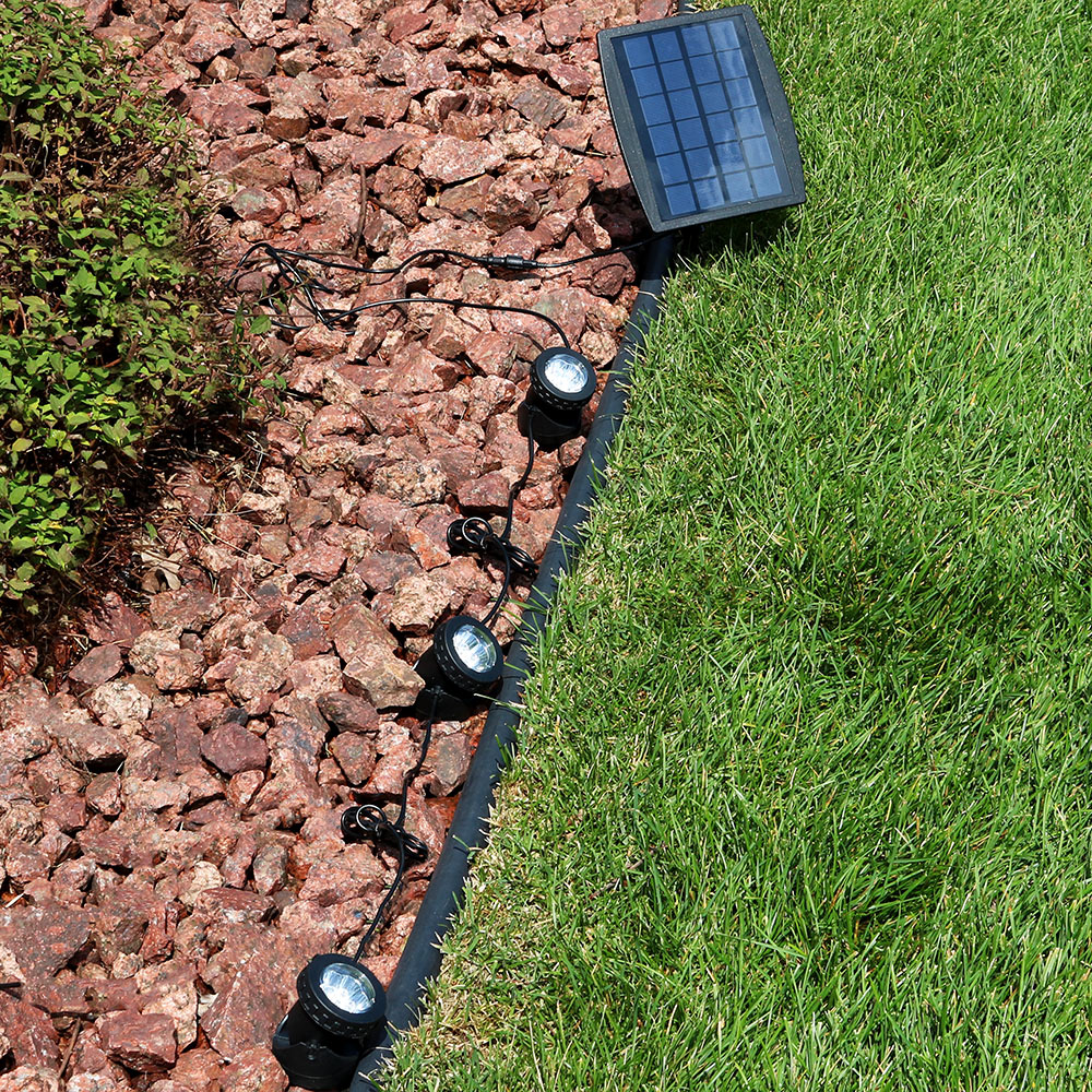 Sunnydaze Solar Powered Led Multi Color Lights  Picture 942