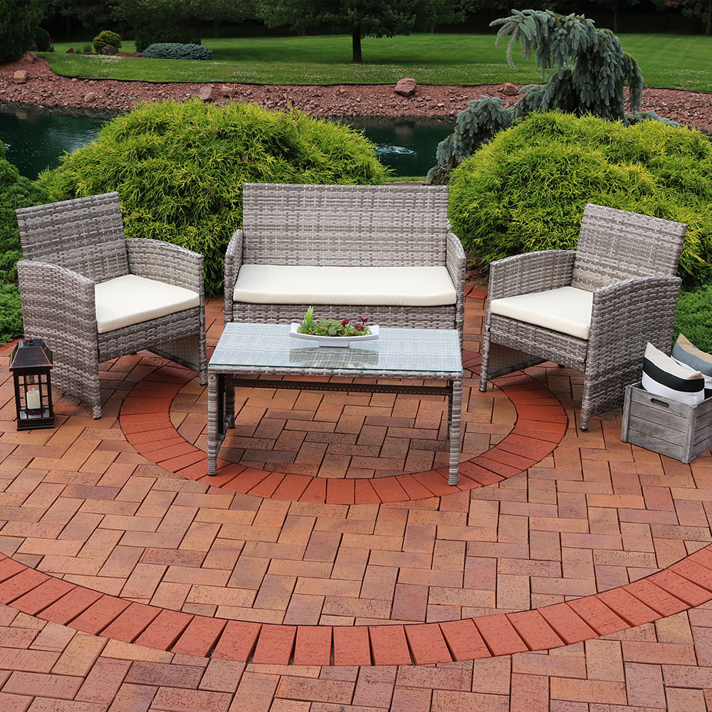 Sunnydaze Lomero Lounger Patio Furniture Set Picture 240