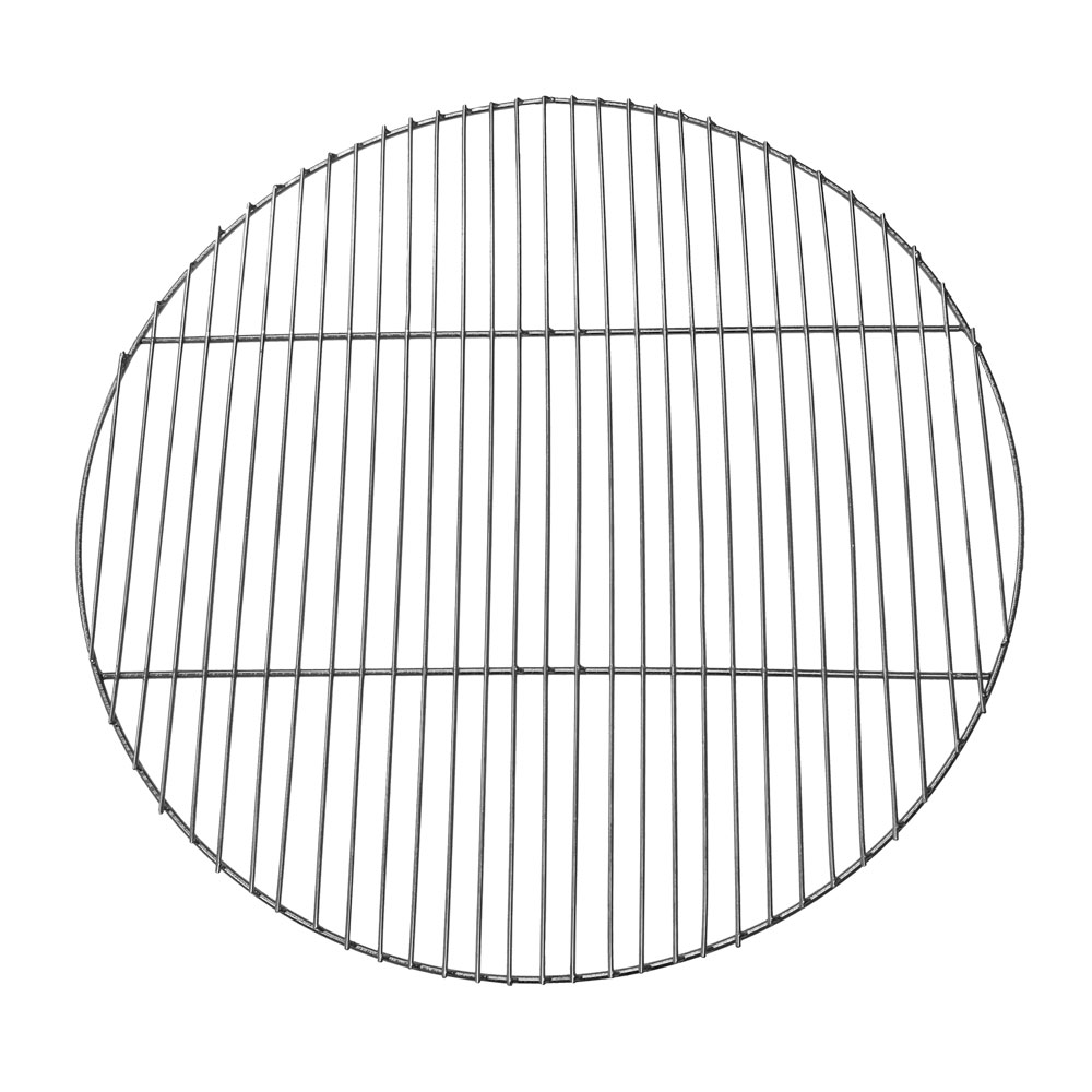Image of Sunnydaze Chrome Plated Cooking Grate for Grilling, 30 Inch Diameter