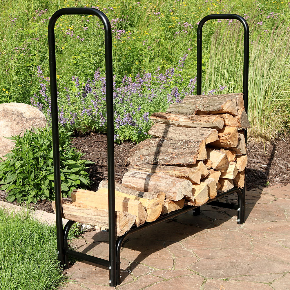 Foot Firewood Log Rack Log Rack Only Picture 984