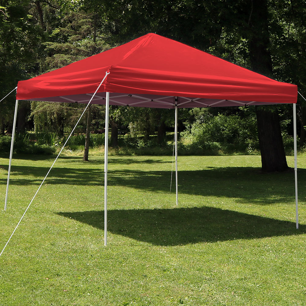 Sunnydaze Quick Up Instant Canopy Event Shelter Image 650