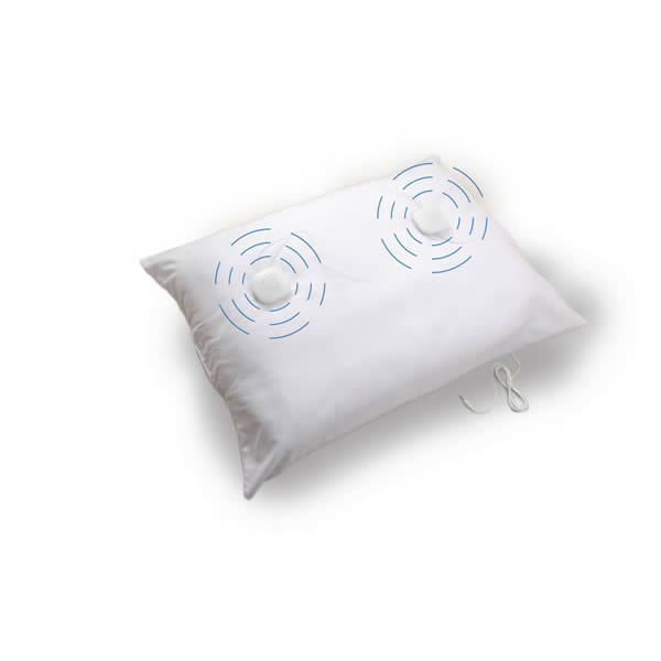 Sound Oasis Sp-151 Therapy Pillow, White Health And Beauty SP-151