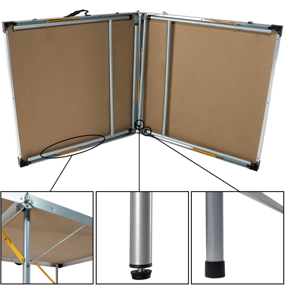 60 Inch Table Tennis Ping Pong Portable Folding Table And Accessories Ebay