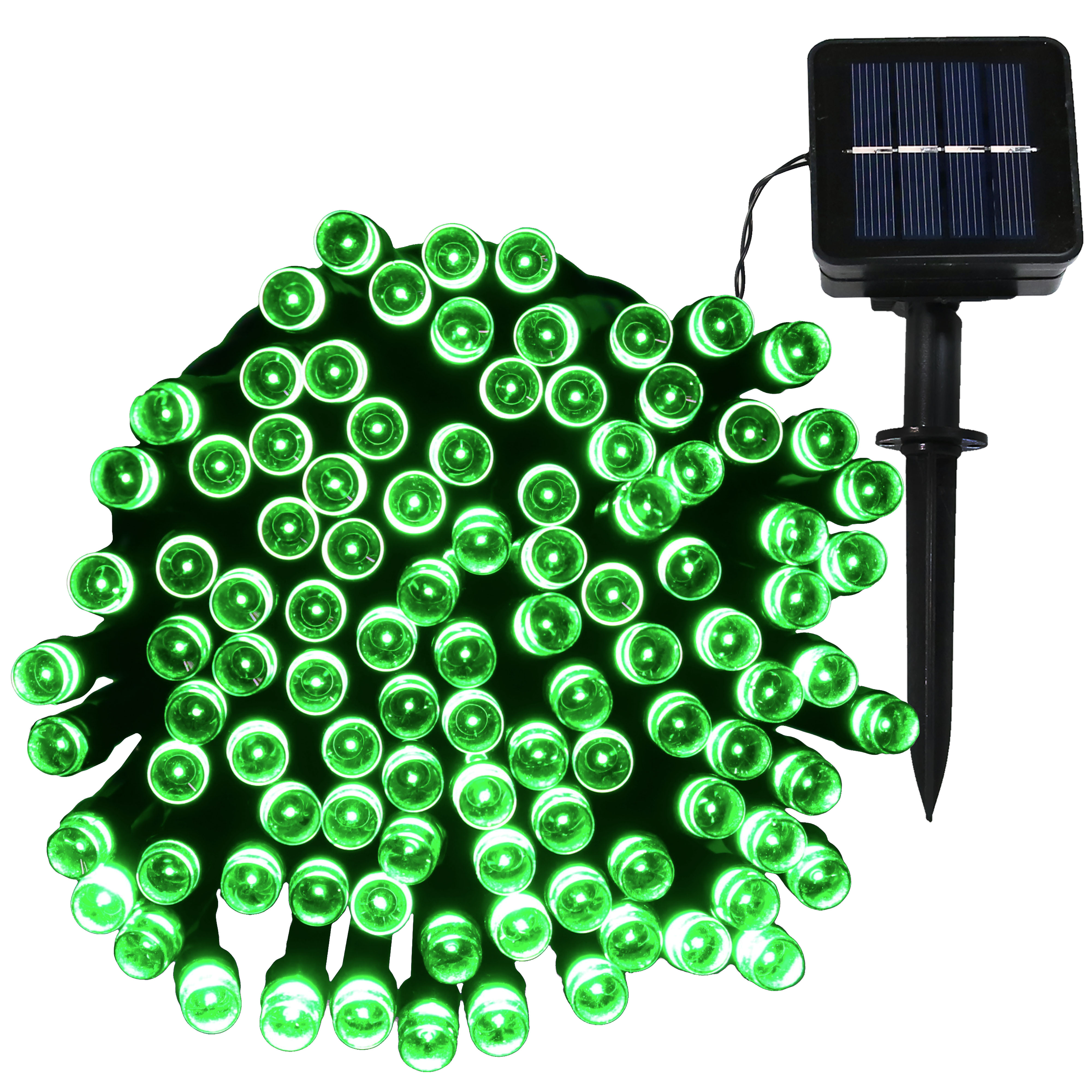 NEW Solar Powered Garden Outdoor Patio String Lights