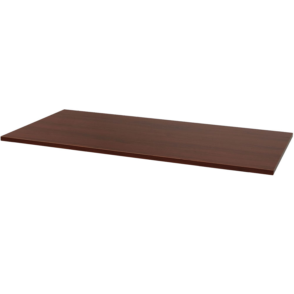 Rectangle Laminate Table Desk Top African Walnut Photo