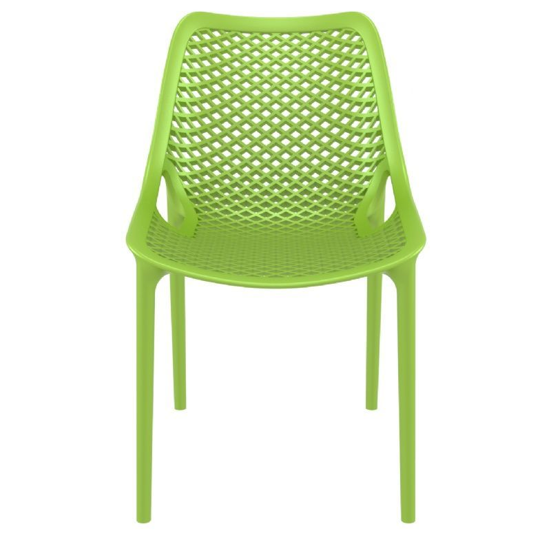 Dining Chair Tropical Green Photo