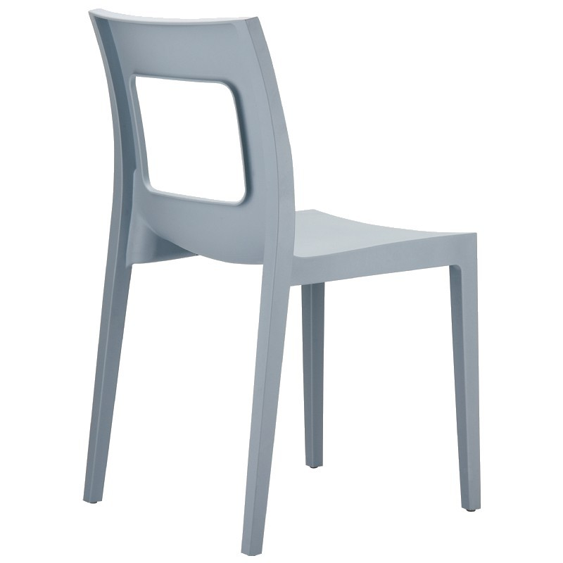Dining Chair Silver