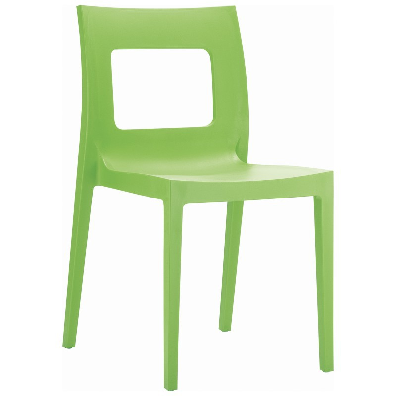 Lucca Dining Chair - Set Of 2 - Tropical Green