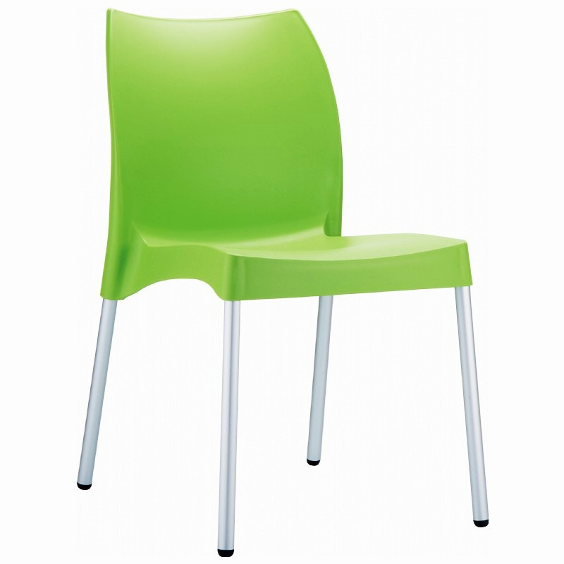 Vita Dining Chair Apple Green Photo