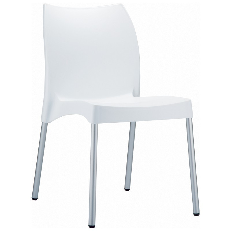 Vita Dining Chair White D Photo