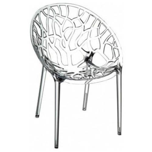 Crystal Chair Transparent Photo