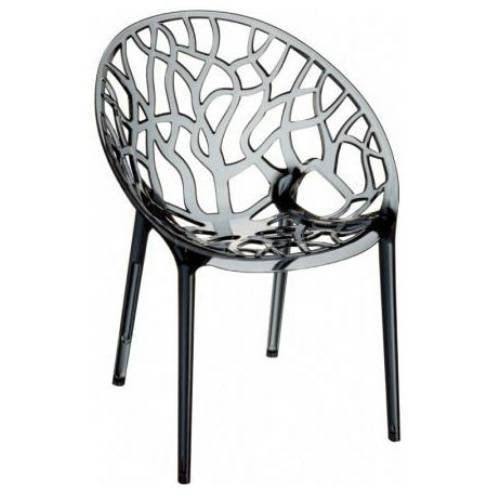 Crystal Chair Transparent Grey Picture 145