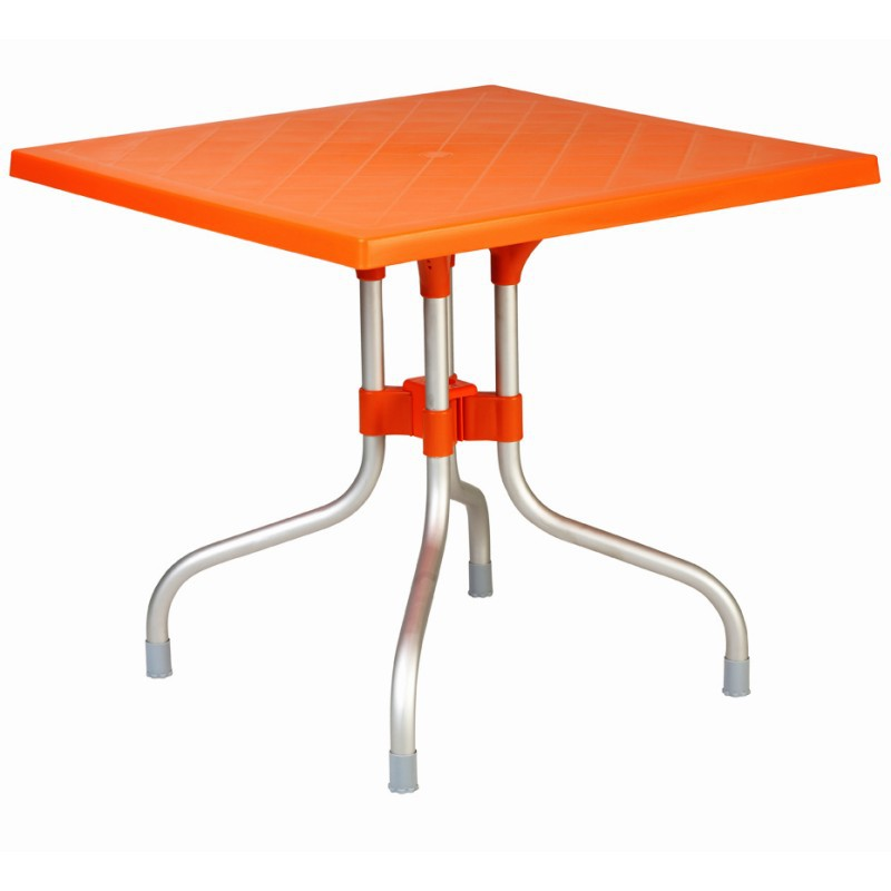 Forza Square Folding Table Picture 551