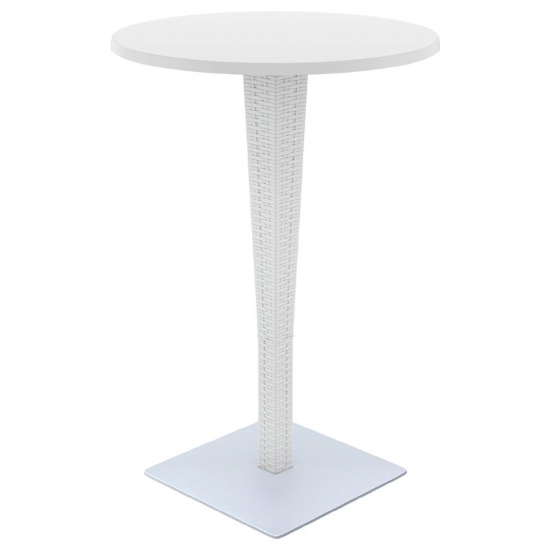 Riva Werzalit Round Top Bar Height Table  Picture 209