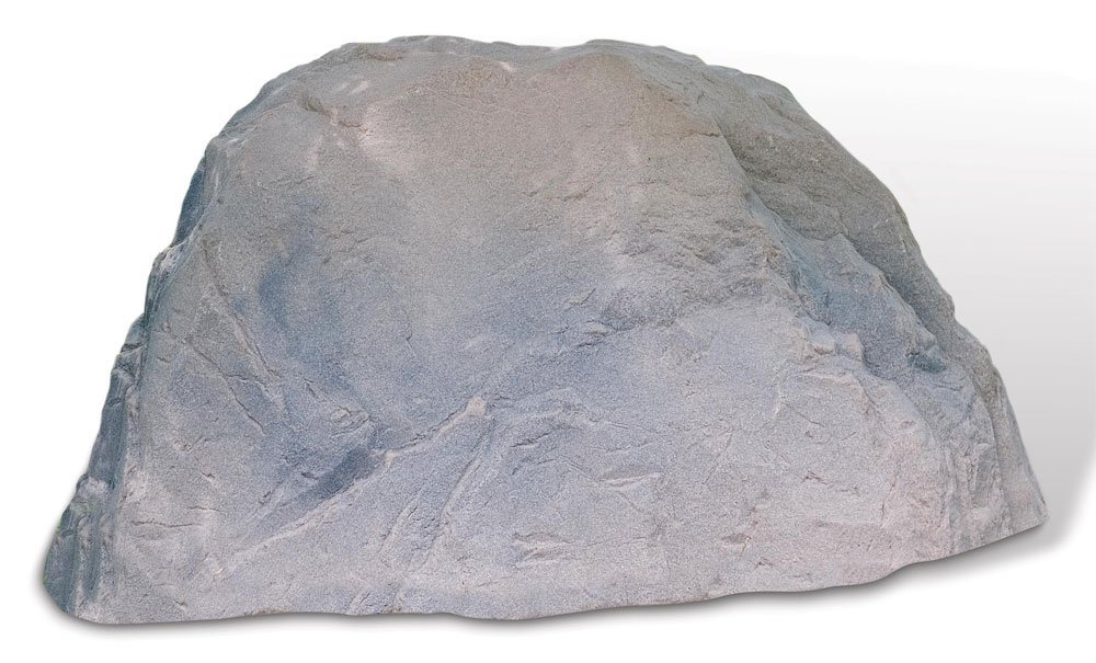 Fake Rock Septic Cover Riverbed Photo
