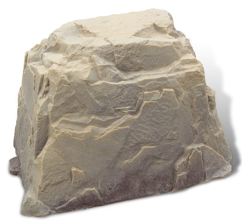 Fake Rock Well Cover Sandstone