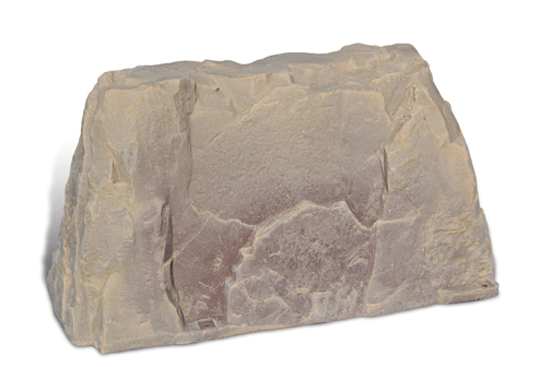Fake Rock Backflow Cover Model Sandstone Picture 507