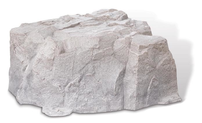 Fake Rock Septic Cover Fieldstone Photo