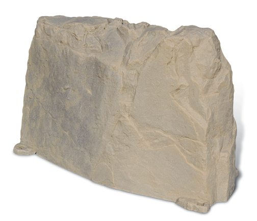 Fake Rock Water Pump Cover Model Sandstone Picture 230