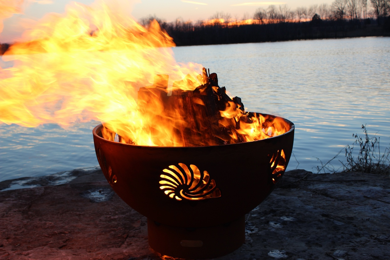 Beachcomber Fire Pit Photo