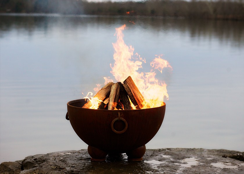 Nepal Fire Pit Photo