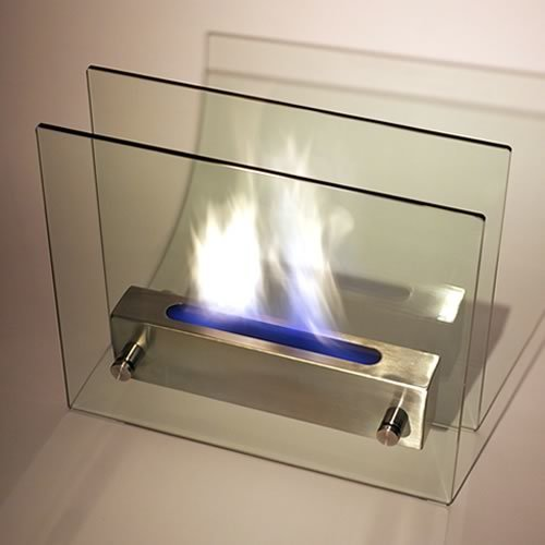 Flame Irradia Tabletop Fireplace Photo
