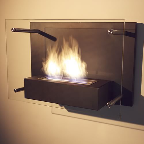 Nu Flame Radia Ethanol Bio Fireplace Picture 229