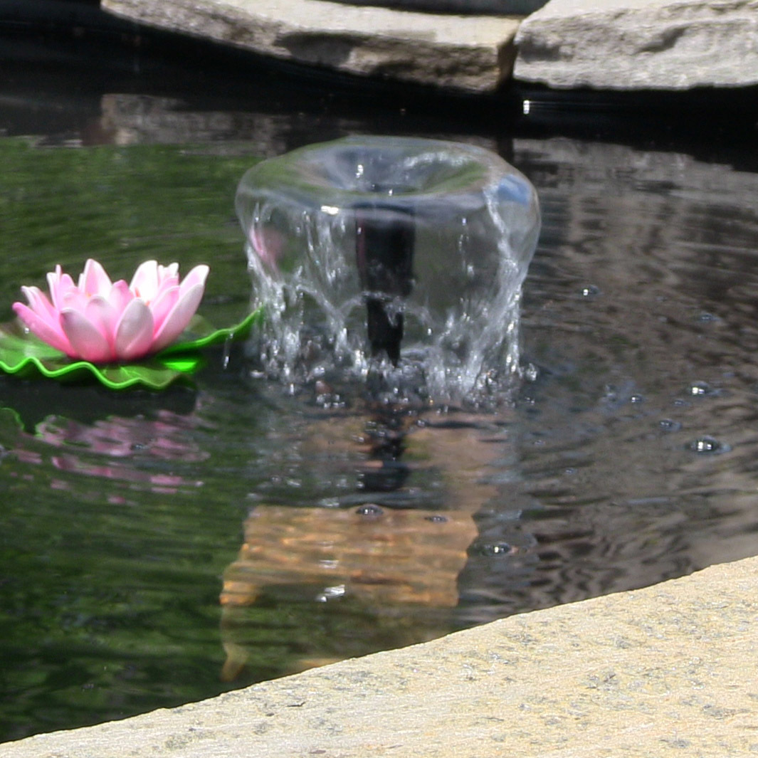 Solar Powered Water Pump Panel Kit Battery Pack Led Light Lift Use Fountain Bird Bath Pond Photo