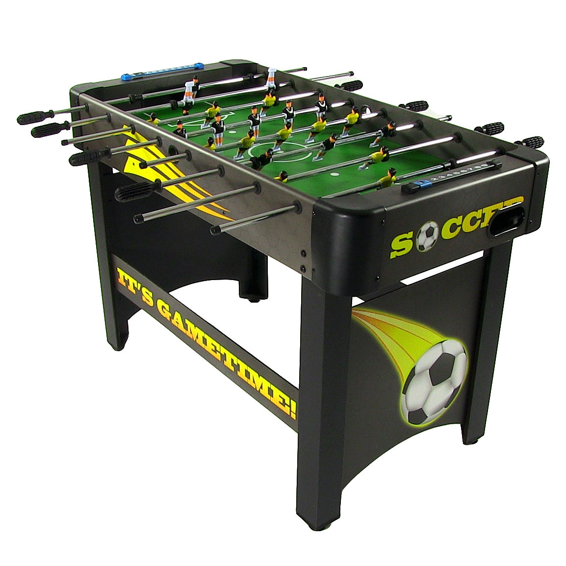 Foosball Table Sports Arcade Soccer Pub Game Room Use Photo