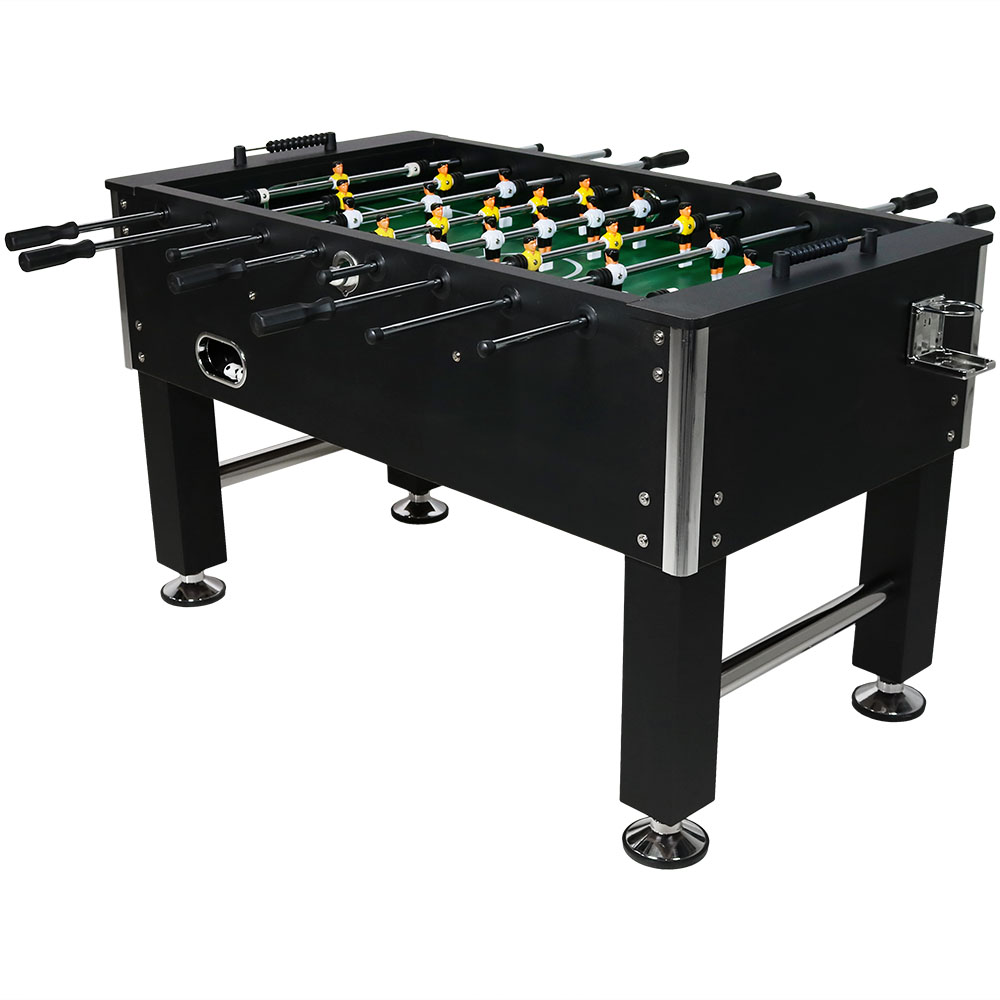 Foosball Table Drink Holders Sports Arcade Soccer Game Room Photo