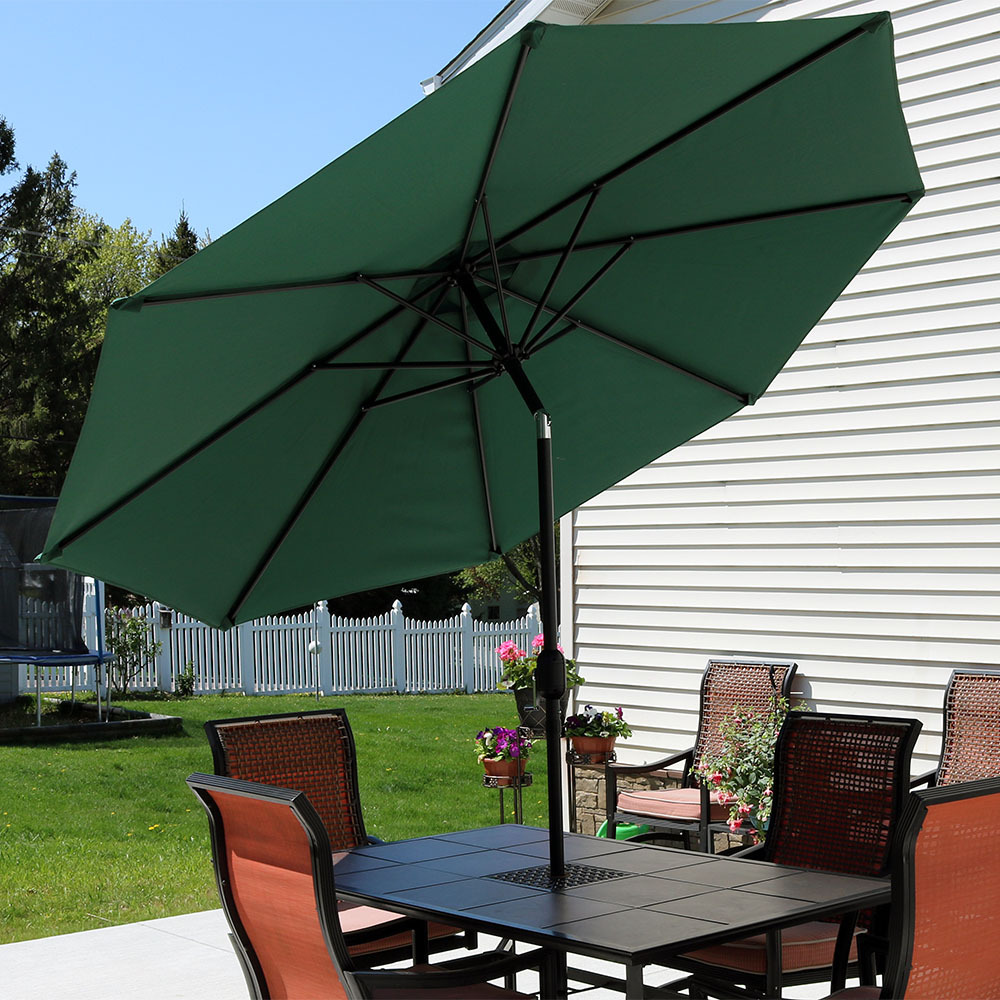 Sunnydaze Aluminum Foot Patio Umbrella Image 844
