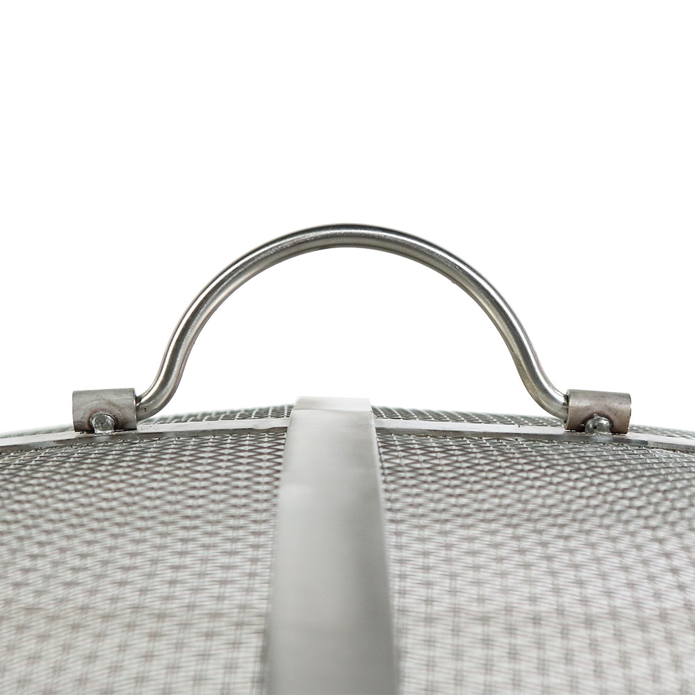 Fire Pit Spark Screens Part - 25: Sunnydaze-Stainless-Steel-Fire-Pit-Spark-Screen-Cover-