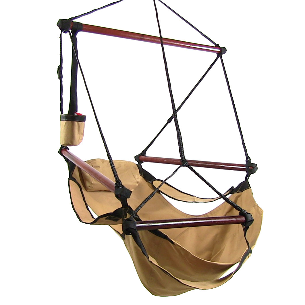 Sunnydaze Durable X Stand Amp Hanging Hammock Chair Stand