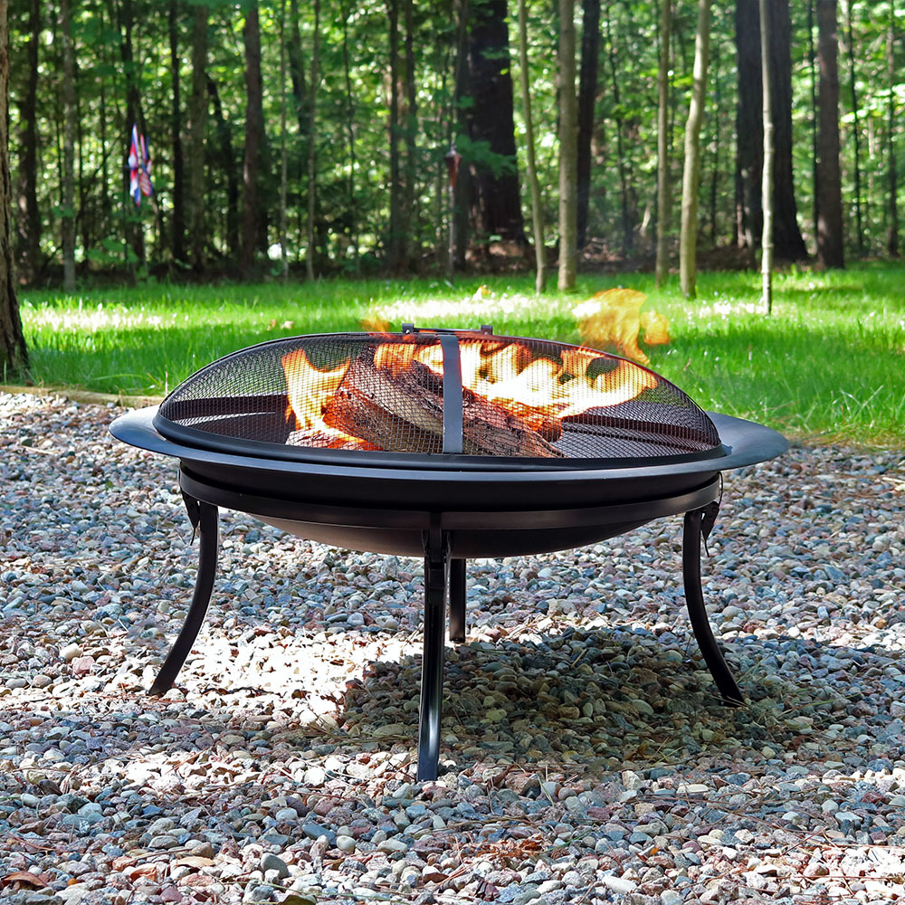 Portable Folding Fire Pit Picture 719