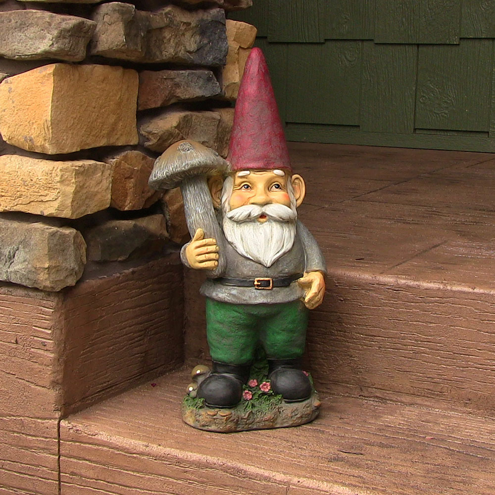 Marty The Mushroom Gnome Picture 923