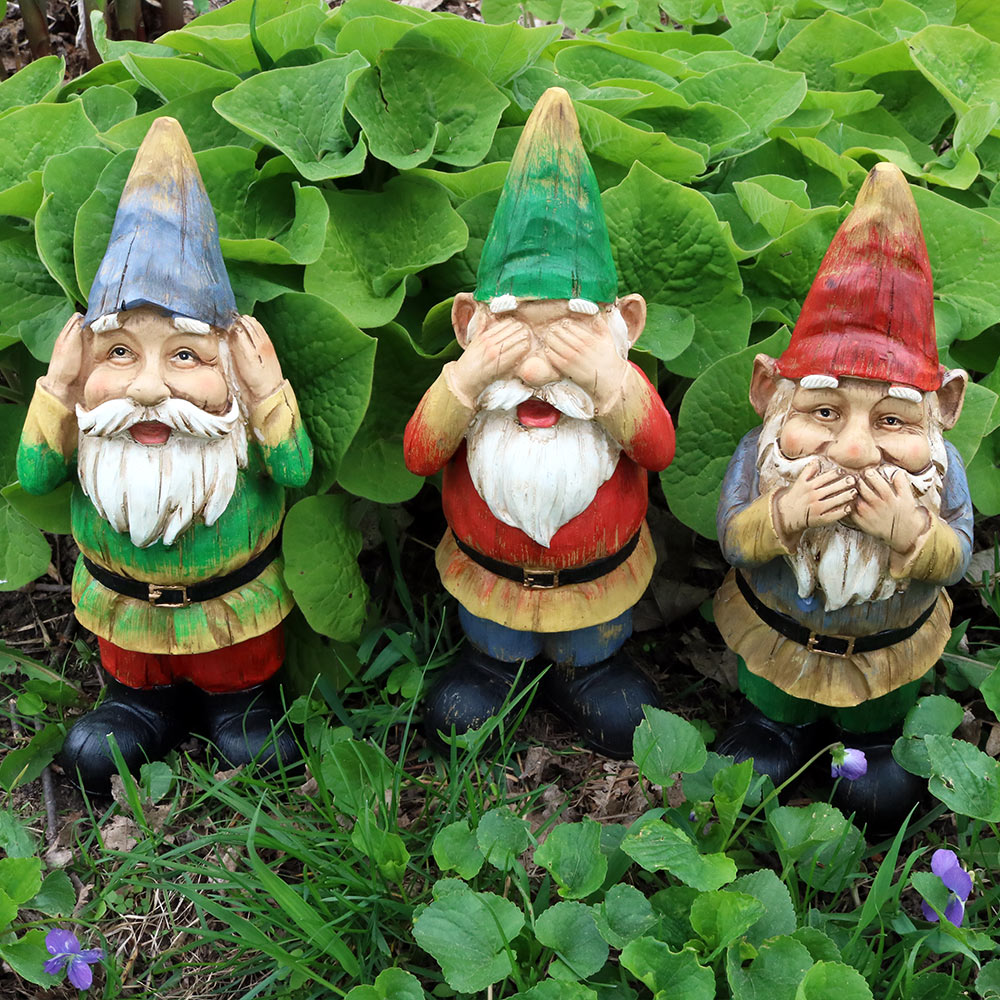 3 Wise Gnomes