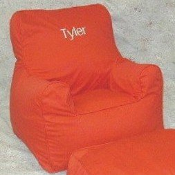 Delicieux Mongram Example On Bean Bag Chair